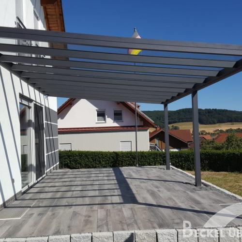Terrassenueberdachung Terrassendach 5×3
